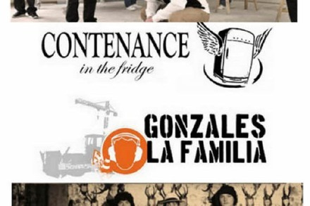 ZMF-Last-Minute-Verlosung: Gonzales La Familia & Contenance in the Fridge