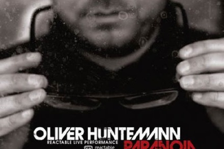 Oliver Huntemann: Paranoia World Tour im Alten Stinnes Areal