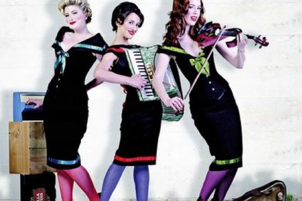 ZMF-Last-Minute-Verlosung: The Puppini Sisters
