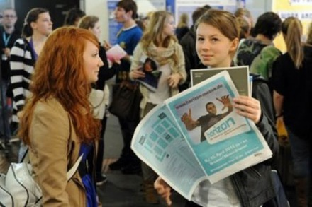 Horizon: Info-Messe zum Studium