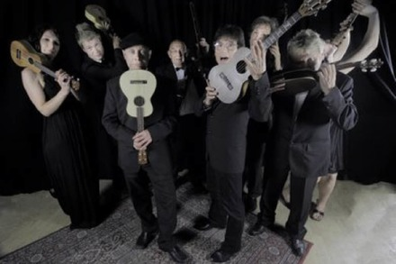 Verlosung: The United Kingdom Ukulele Orchestra