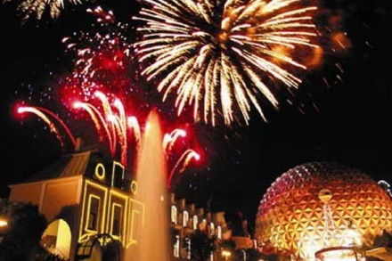 Verlosung: Silvester-Party im Europa-Park