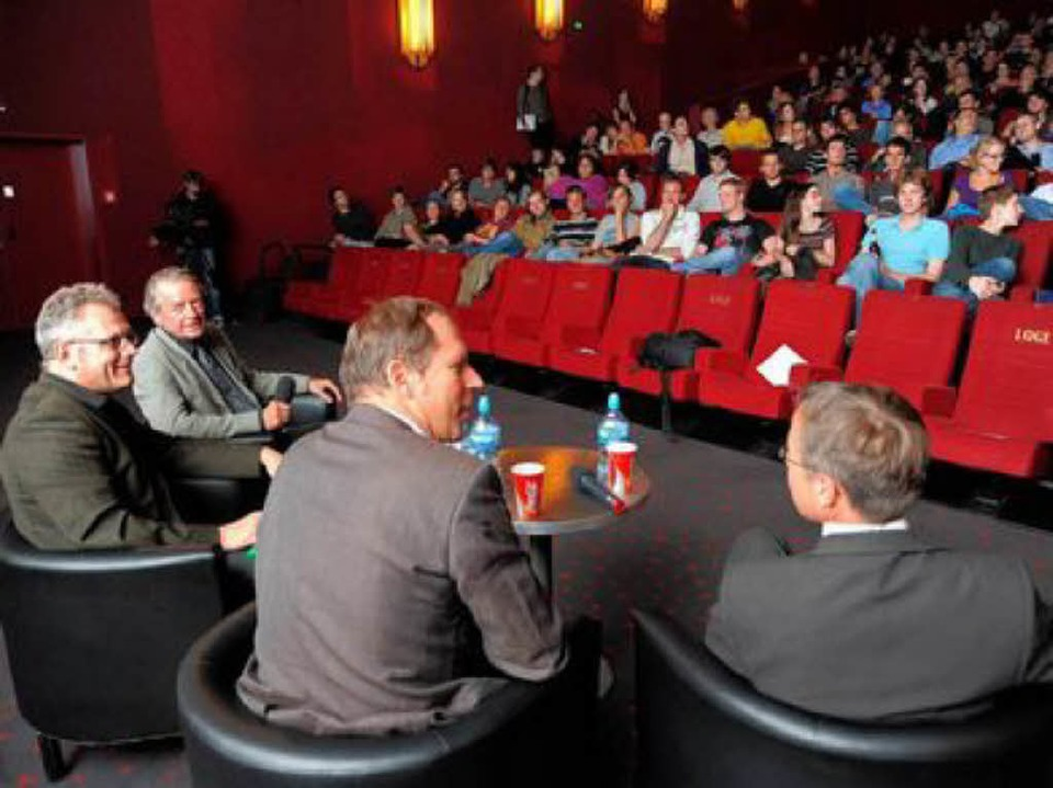 popcorn duell merkel vs steinmeier im cinemaxx freiburg. Black Bedroom Furniture Sets. Home Design Ideas