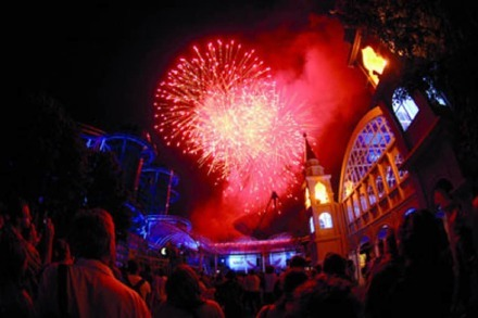 Verlosung: Tropical Beach Silvester-Party im Europa-Park