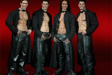Verlosung: The Chippendales in der Rothaus Arena