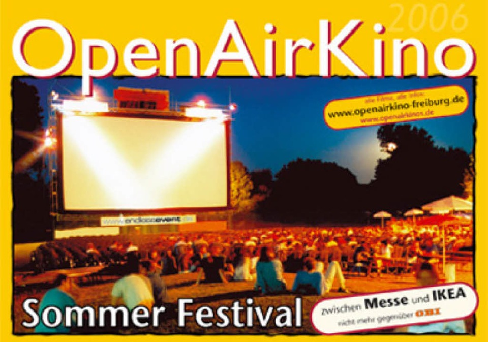 open air kino wann l uft was freiburg. Black Bedroom Furniture Sets. Home Design Ideas