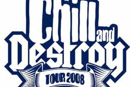 Chill and Destroy - Tour 2008 auf dem Feldberg