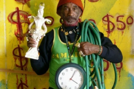Verlosung: Lee Scratch Perry im Jazzhaus