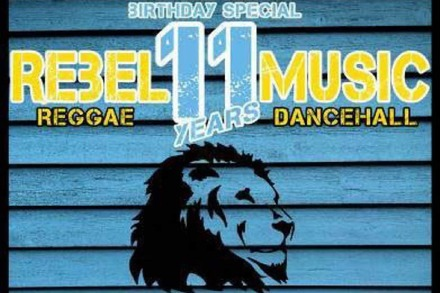 Last-Minute-Verlosung: Elf Jahre Rebel Music Birthday Special