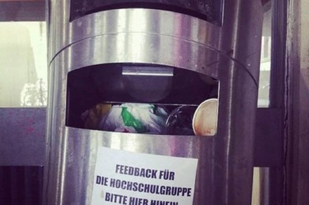 Feedback-Schlucker