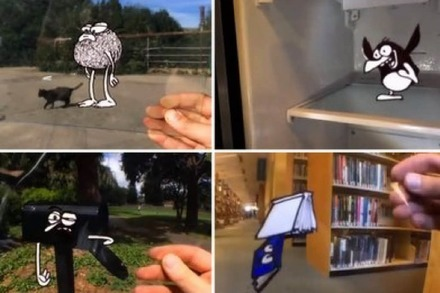 Video: Stop Motion trifft Cartoon
