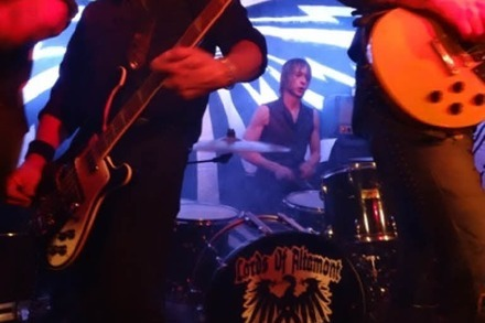 The Richmond Sluts und The Lords of Altamont im Slow Club Freiburg