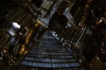 Video: Basejump from Freedom Tower in New York