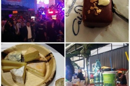Nightlife-Guru: Plaza Culinaria 2013