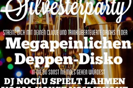 fudders Last-Minute-Silvester-Hilfe: Alle Silvesterpartys in Freiburg und Umgebung