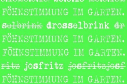 Playlist Preview: Drosselbrink im Jos Fritz Café