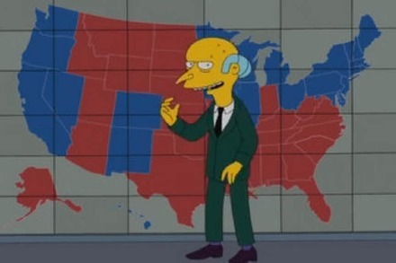 Video: Romney oder Obama? Wen Mr. Burns gerne als US-Präsidenten hätte