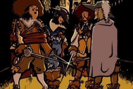 Comic-Check: Die drei Musketiere