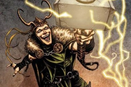 Comic-Check: Loki