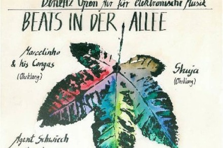 Samstag: Beats in der Allee - Elektro-Open-Air in Waldkirch