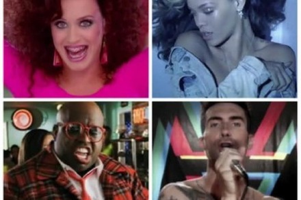 Video: Die US-Charts 2011 als Mashup