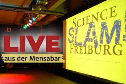 20:30 Uhr live: Science Slam in der Mensabar