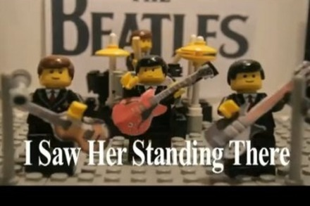 Video: Die Lego-Beatles