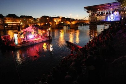Im Fluss-Festival: Gratis Open-Air in Basel