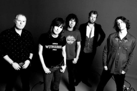 Last-Minute-Verlosung & Interview: Pretenders