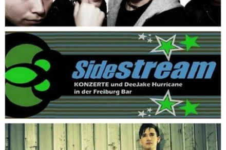 Wo rockt's? Happy Birthday, Sidestream!