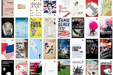 The Book Cover Archive: Inspiration gefällig?