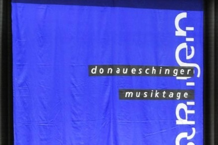 Nightlife-Guru: Donaueschinger Musiktage 08