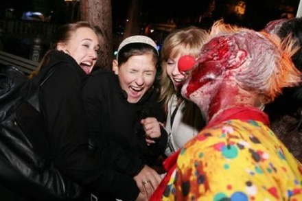 Halloween-Guru: Terenzi Horror Nights im Europapark
