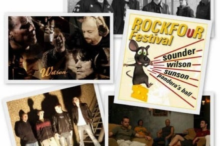 Wo rockt's: Rock Fo(ur) im White Rabbit