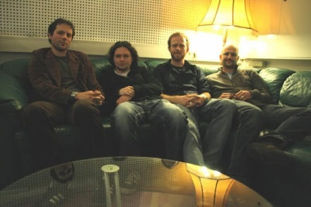 Die ZMF-Tourband: Sonic Total