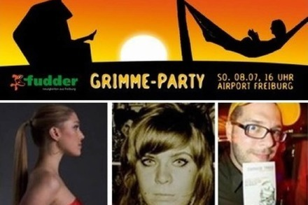 fudder-Grimme-Party im Airport