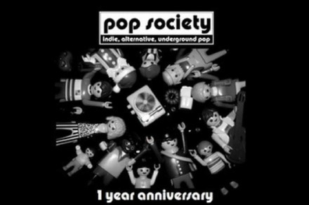 Wo rockt's? Happy Birthday Popsociety!