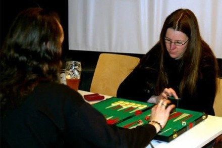 We are the Backgammon-Champions