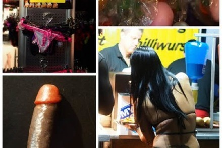 """Dildos, Fötzlis, Schnürli-Tangas"" - so war die Sex-Messe Extasia in Basel"