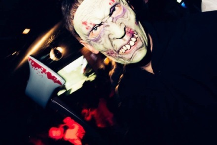 Fotos: Zombies statt Pulp Fiction - Halloween im Jazzhaus