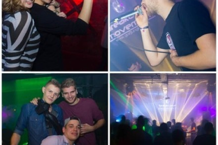 "Foto-Galerie: ""13 Jahre Jungle Club!"" im Crash"