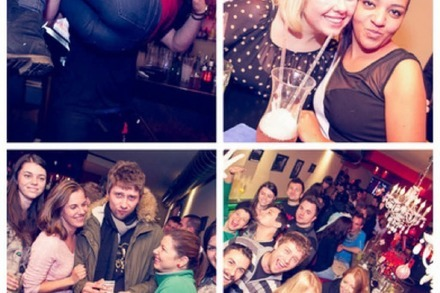 Foto-Galerie: Saturday Night in der Maria Bar