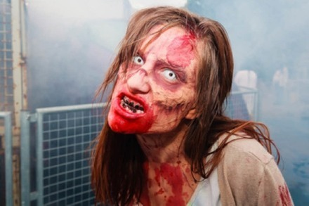 Horror Nights 2013 im Europa-Park: Grusel-Clowns und Zombie-Kinder