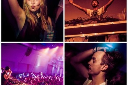 Fotos: Electronic Culture im Ganter-Areal