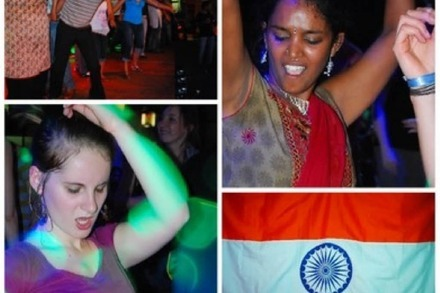 Fotos: Bollywood-Party in der MensaBar