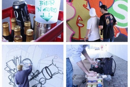 Foto-Galerie: Lokalentscheid des Graffiti-Contest Write4Gold in Lahr