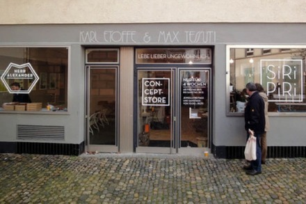 Neuer�ffnung: Concept Store Pop-Up-Shop in der Marienstra�e