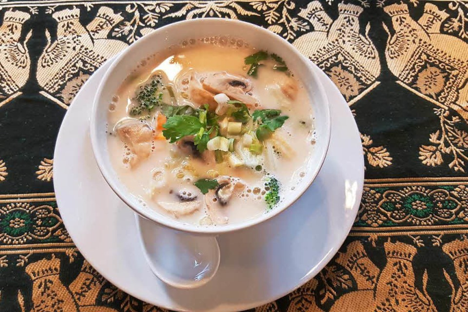 Tom Kha Suppe (Foto: Marie Neumann)