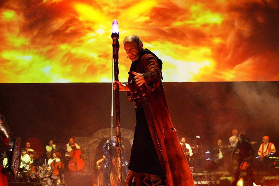 "Michael Mendl in ""Excalibur"" (Foto: © GLVPRESS)"