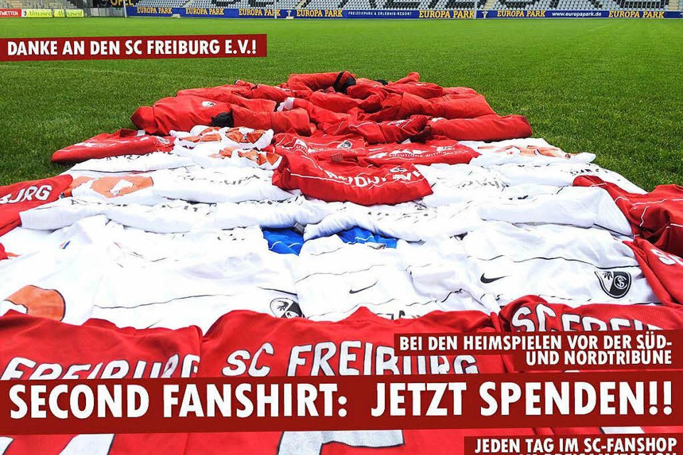 Die Initiative gibt's seit 2014. (Foto: Second Fanshirt)